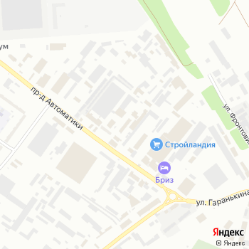 ТЕХНОВЕК на Яндекс.Картах