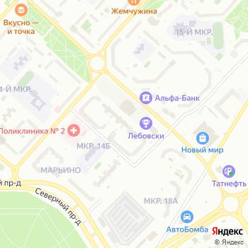 Колорит на Яндекс.Картах