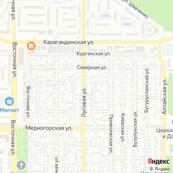 Дюймовочка на Яндекс.Картах
