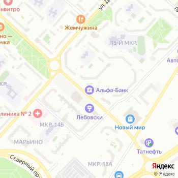 Мастера и подмастерья на Яндекс.Картах