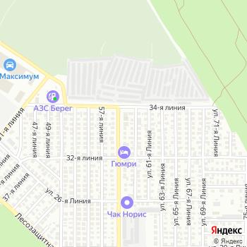 Деметра на Яндекс.Картах