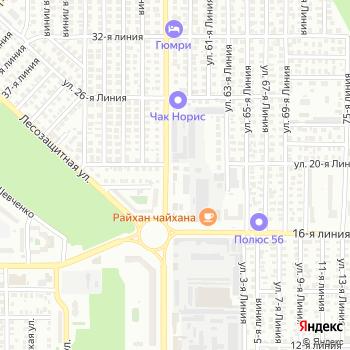 Газсервис на Яндекс.Картах