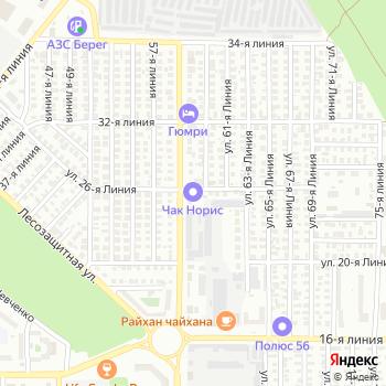 Шинторг на Яндекс.Картах
