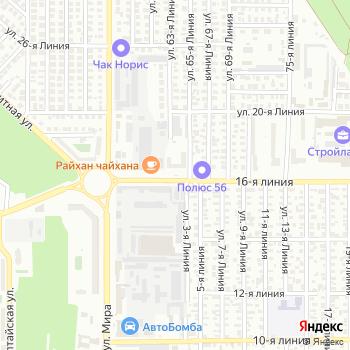 Кей-Маркет на Яндекс.Картах