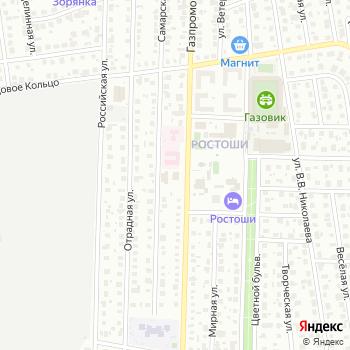 Белоснежка на Яндекс.Картах