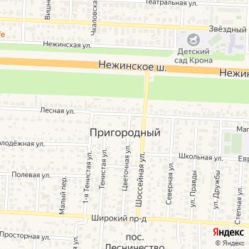 Ликос на Яндекс.Картах