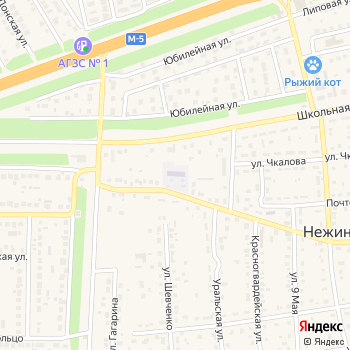 Золотое зёрнышко на Яндекс.Картах