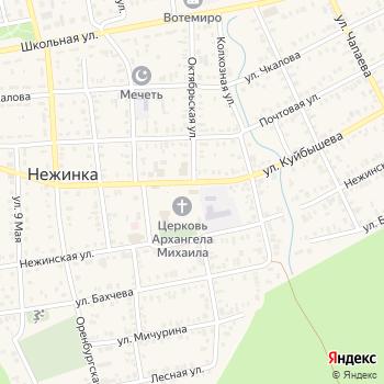 Администрация муниципального образования Нежинский сельсовет на Яндекс.Картах
