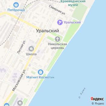 Почта с индексом 617005 на Яндекс.Картах