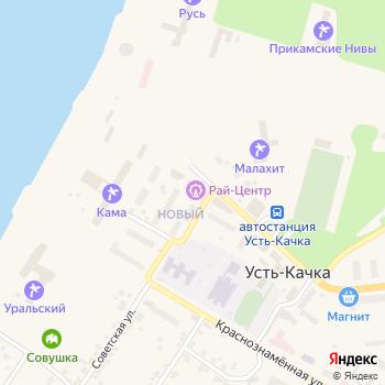 Рай-Центр на Яндекс.Картах