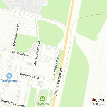 Почта с индексом 614034 на Яндекс.Картах
