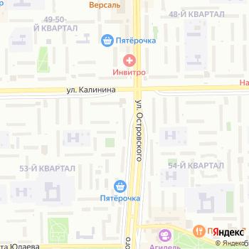 Прелесть на Яндекс.Картах