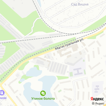 Чистая вода на Яндекс.Картах