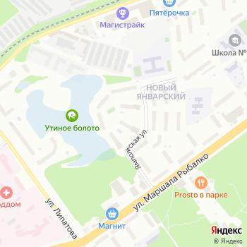 Ямпольский на Яндекс.Картах