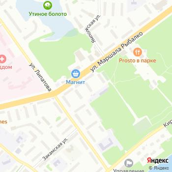 Тир на Яндекс.Картах