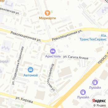 Оптимал на Яндекс.Картах