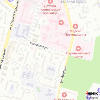 Магазин бытовой химии и товаров для детей на Яндекс.Картах