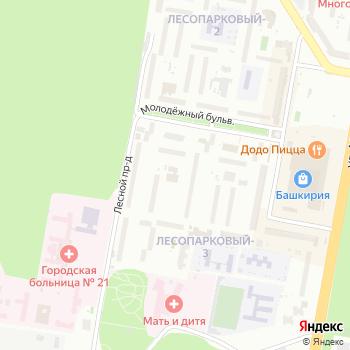 Антара на Яндекс.Картах