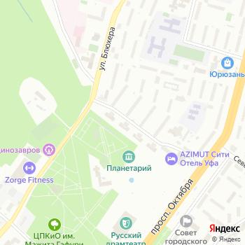 Предприятие метрологического сервиса на Яндекс.Картах