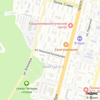 КПРФ на Яндекс.Картах