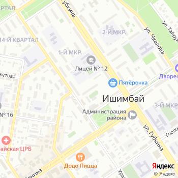 ЖЭУ-4 на Яндекс.Картах