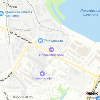 Интех на Яндекс.Картах