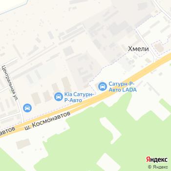К3 на Яндекс.Картах