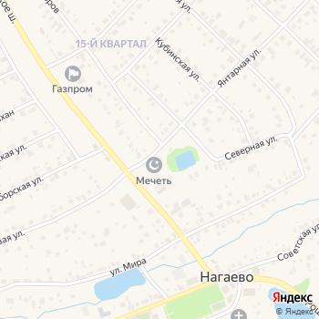 Махалля №2025 на Яндекс.Картах