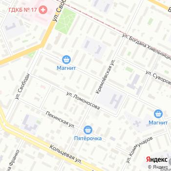 Медифтор на Яндекс.Картах
