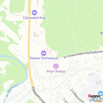 Крамбамбуля на Яндекс.Картах
