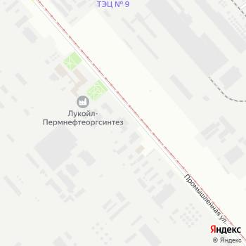 Почта с индексом 614055 на Яндекс.Картах
