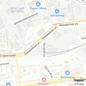 Велес-Партнер на Яндекс.Картах