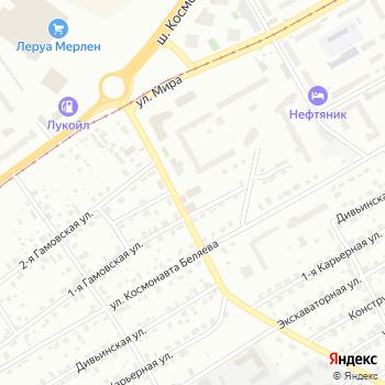 Восток Моторс Пермь на Яндекс.Картах