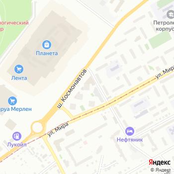 РосБик на Яндекс.Картах
