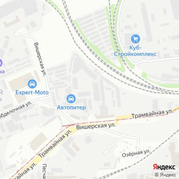 Модный хрусталь на Яндекс.Картах