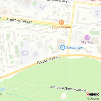 Охранные системы на Яндекс.Картах