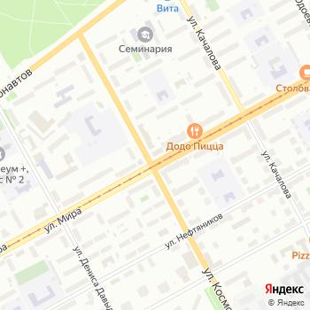 Почта с индексом 614036 на Яндекс.Картах