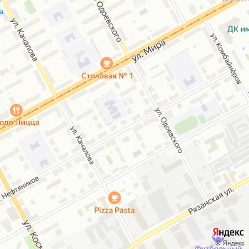 Почта с индексом 618703 на Яндекс.Картах