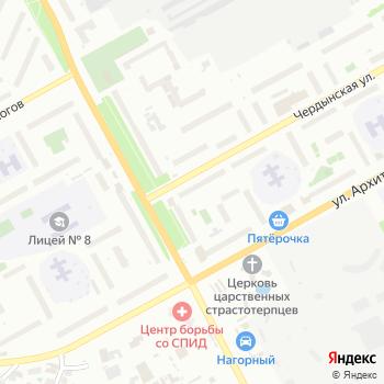 Почта с индексом 614088 на Яндекс.Картах