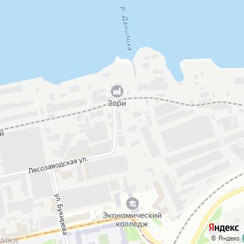 Дубль на Яндекс.Картах