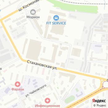 Одиссей на Яндекс.Картах