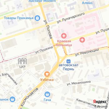 Цветочный магазин на Яндекс.Картах