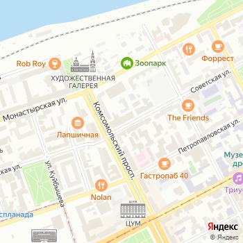 Акапулько на Яндекс.Картах