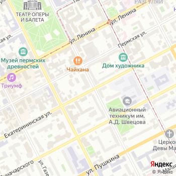 Никала на Яндекс.Картах