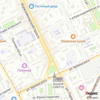 Пингвин на Яндекс.Картах