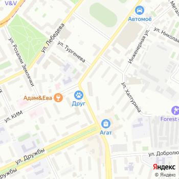 Добрыня на Яндекс.Картах