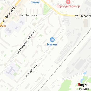 Для вас на Яндекс.Картах
