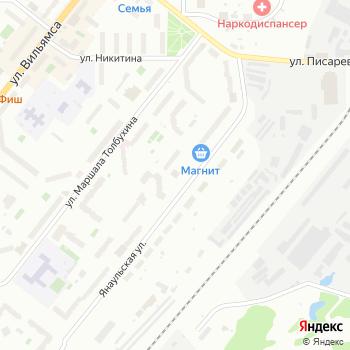 ТехЭнерго-Пермь на Яндекс.Картах