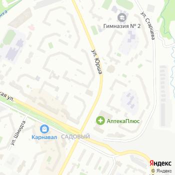 Салон оптики на Яндекс.Картах