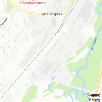 Мегаполис на Яндекс.Картах
